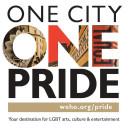 One City One Pride logo