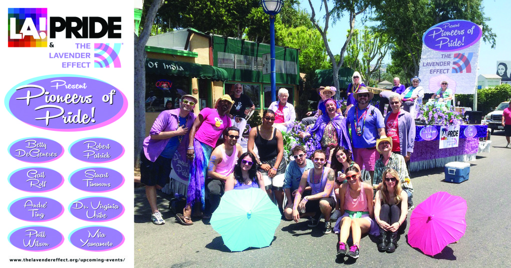 Pioneers of Pride 2015 with Team Lavender sm copy