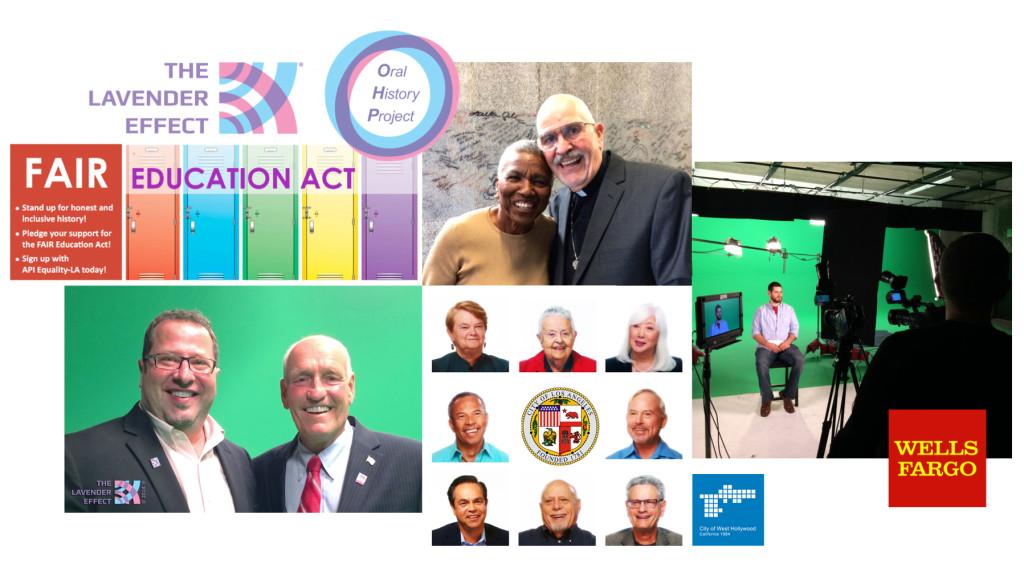 OHP Slide Collage 2014