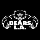 BearsLA Logo Reverse square
