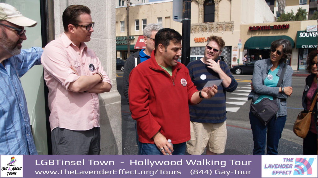 LGBTinsel Town Tour