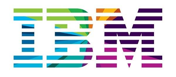 IBM-logo-style